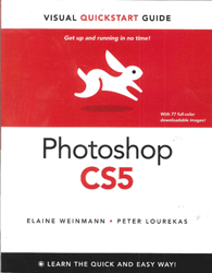 Image of Photoshop Cs5 For Windows & Macintosh Visual Quickstart Guide