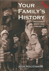 Image of Your Family's History : Research Write And Publish It