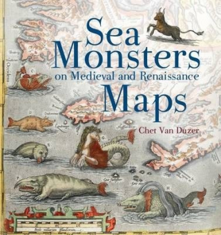 Image of Sea Monsters On Medieval And Renaissance Maps