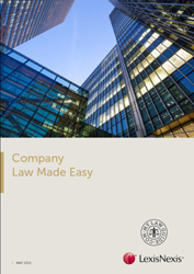 Company Law Made Easy : Mylawguide