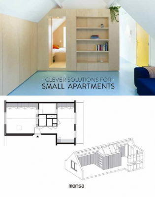 Image of Clever Solutions For Small Apartments
