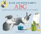 Image of Black And White Rabbit's Abc