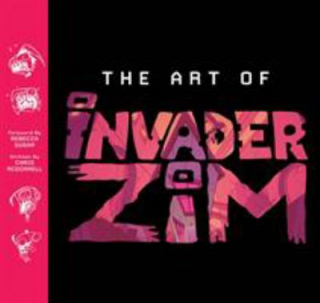 Image of The Art Of Invader Zim
