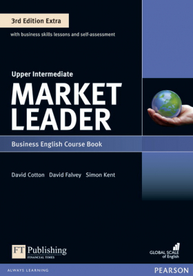 Image of Market Leader Extra : Upper Intermediate Course Book + Dvd-rom & Myenglishlab