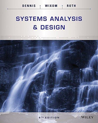 Image of Systems Analysis And Design