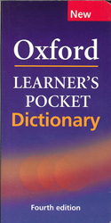 Image of Oxford Learners Pocket Dictionary