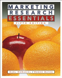 Image of Marketing Research Essentials