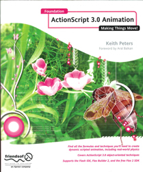 Image of Foundation Actionscript 3 Animation Making Things Move
