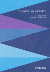 Image of New Law Of Torts