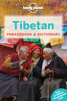Image of Tibetan Phrasebook And Dictionary : Lonely Planet