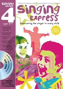 Image of Singing Express 4 : Complete Singing Scheme For Primary Class Teachers