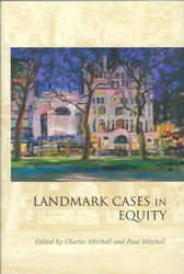 Image of Landmark Cases In Equity