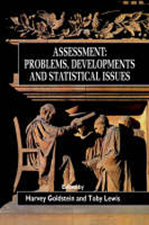 Image of Assessment Problems Developments & Statistical Issues