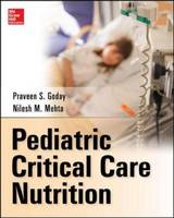 Image of Pediatric Critical Care Nutrition