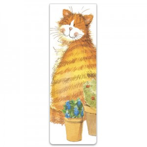 Image of Ginger Cat Bookmark