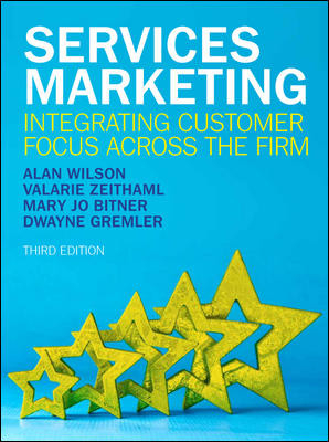 Image of Services Marketing : Integrating Customer Focus Across The Firm