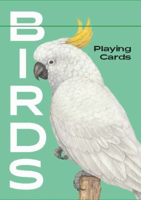 Image of Birds : Playing Cards