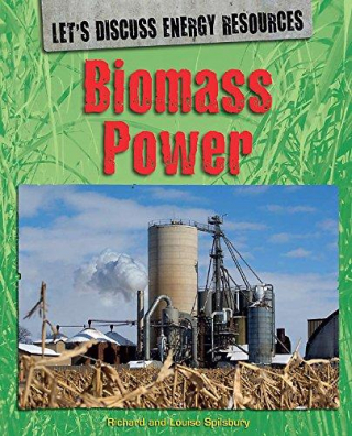 Image of Let's Discuss Energy Resources Biomass Power