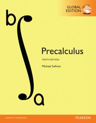 Image of Precalculus Global Edition