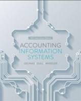 Image of Accounting Information Systems