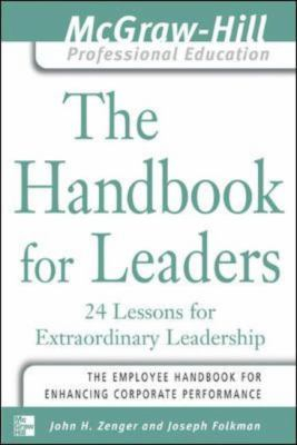 Image of The Handbook For Leaders