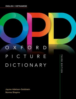 Image of Oxford Picture Dictionary : English / Vietnamese