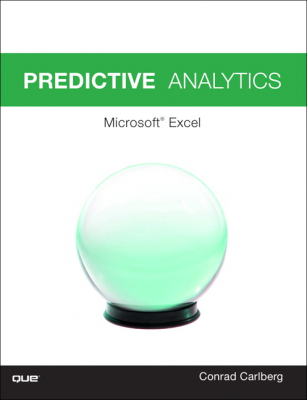 Image of Predictive Analytics : Microsoft Excel 2016