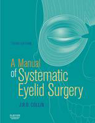 Image of Manual Of Systematic Eyelid Surgery