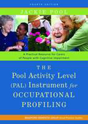 Image of Pool Activity Level (pal) Instrument For Occupational Profiling : A Practical Resource For Carers Of People