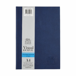 Image of Visual Diary Winsor & Newton A4 Watercolour 300gsm