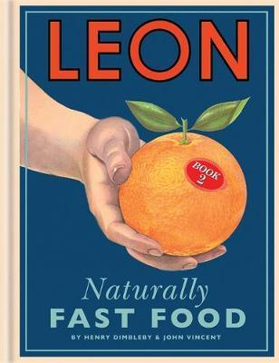 Image of Leon Naturally Fast Food Bk 2
