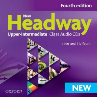 Image of New Headway : Upper Intermediate : Class Audio Cds