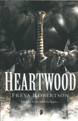 Image of Heartwood : The Elemental Wars Book 1