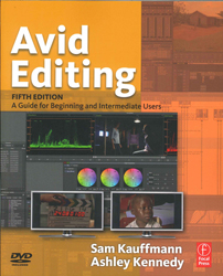 Image of Avid Editing : A Guide For Beginner & Intermediate Use