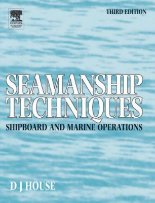 Image of Seamanship Techniques Shipboard & Marine Operations