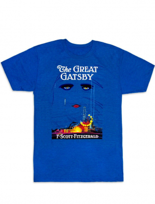 The Great Gatsby : Unisex X Large T-shirt