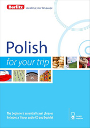 Image of Berlitz Polish For Your Trip