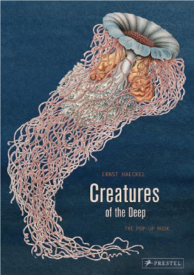 Creatures Of The Deep : The Pop-up Book
