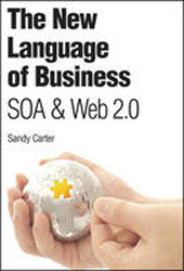 Image of New Language Of Business Soa & Web 2.0