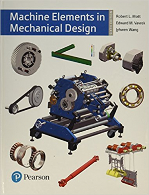 Image of Machine Elements In Mechanical Design