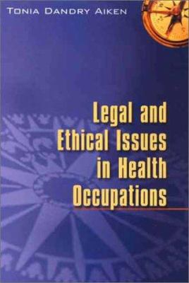Image of Legal And Ethical Issues In Health Occupations