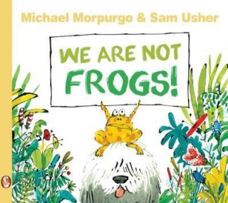 Image of We Are Not Frogs !