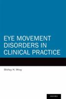 Image of Eye Movement Disorders In Clinical Practice Signs And Syndromes