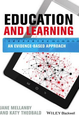 Education And Learning An Evidence Based Approach