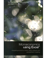 Image of Microeconomics Using Excel