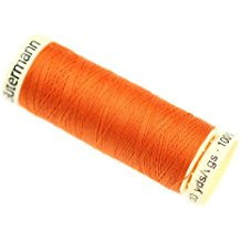 Image of Gutermann Thread Orange 100m