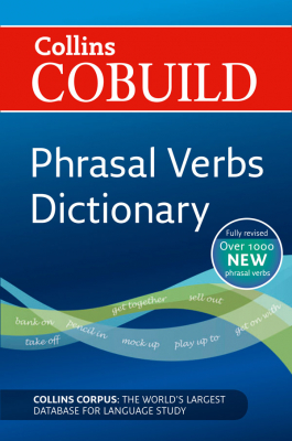 Image of Collins Cobuild Phrasal Verbs Dictionary