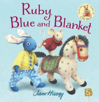 Image of Ruby Blue And Blanket
