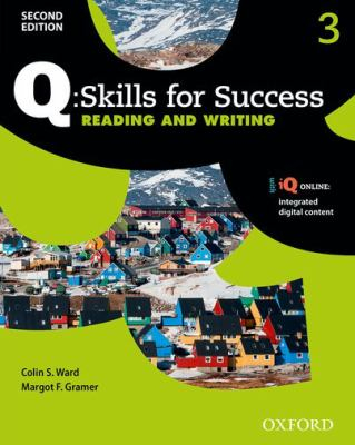 Image of Q : Skills For Success 3 : Reading And Writing Student's Book + Iq Online