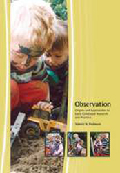 Image of Observation : Origins An Approaches To Early Childhood Research And Practice